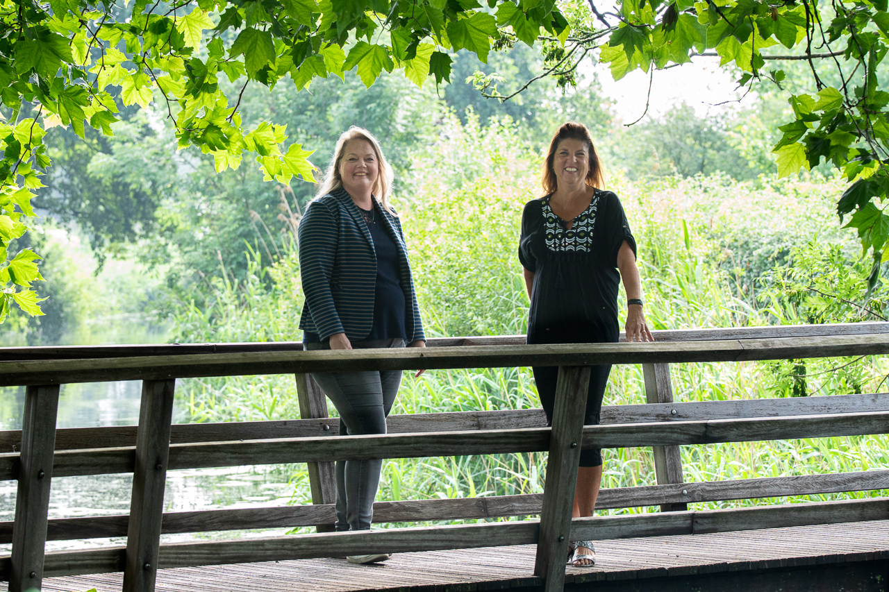 Peggy en Marjet Van Kuringe Adviesgroep